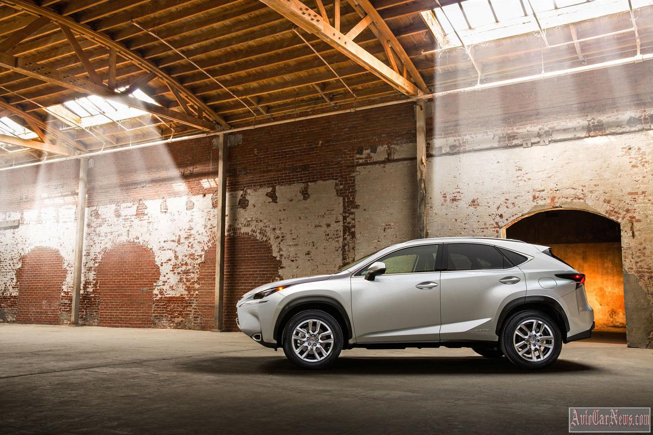 2015 Lexus NX Photo