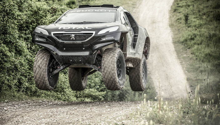 Peugeot 2008 DKR 2015 photo's gallery