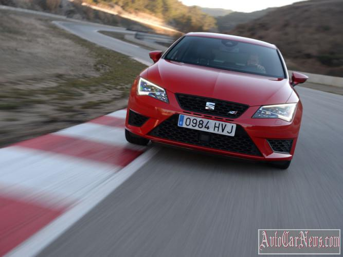 2015 Seat Leon ST & Cupra Photo