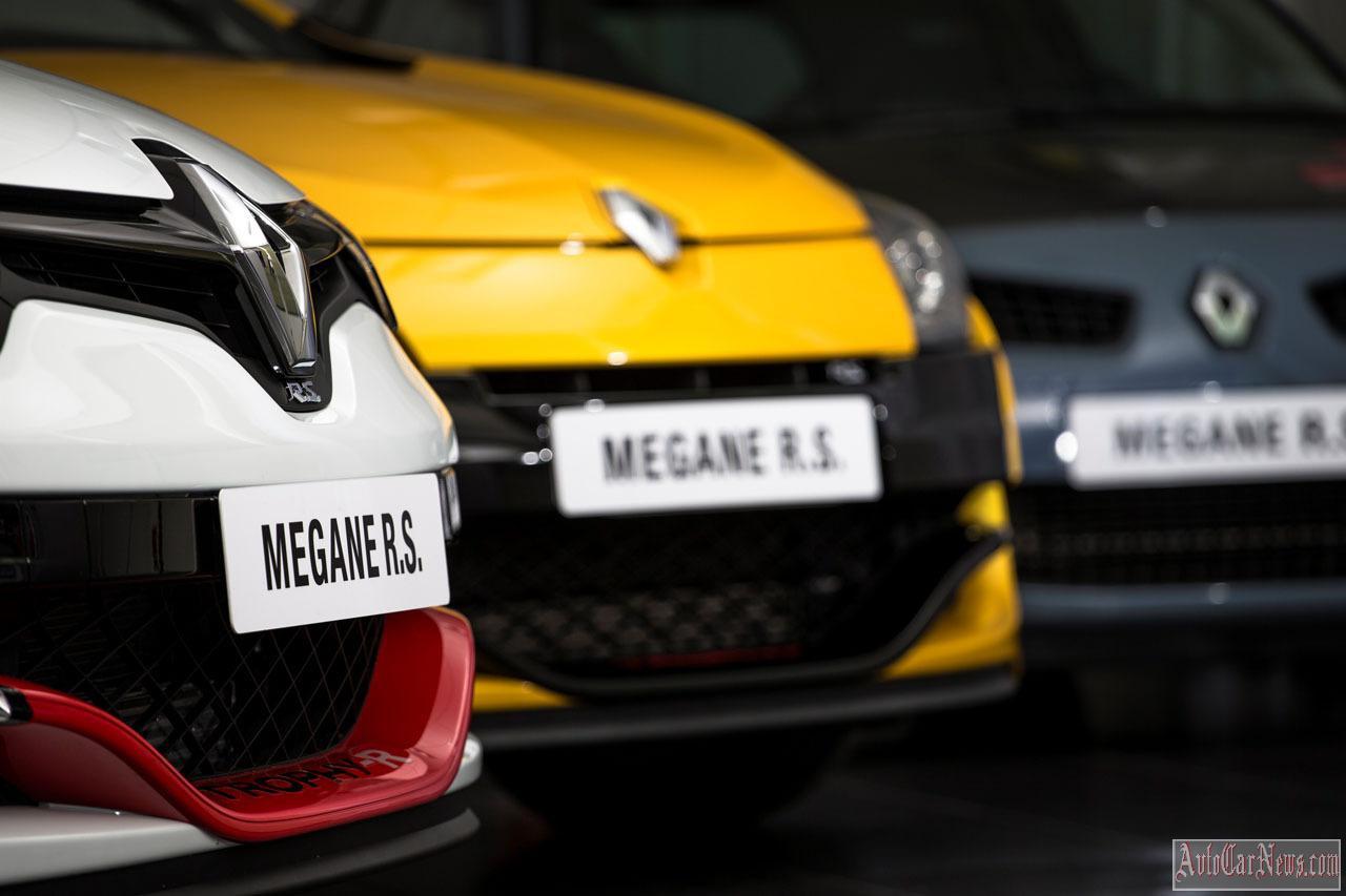 2014 Renault Megan RS275 Trophy-R Photo