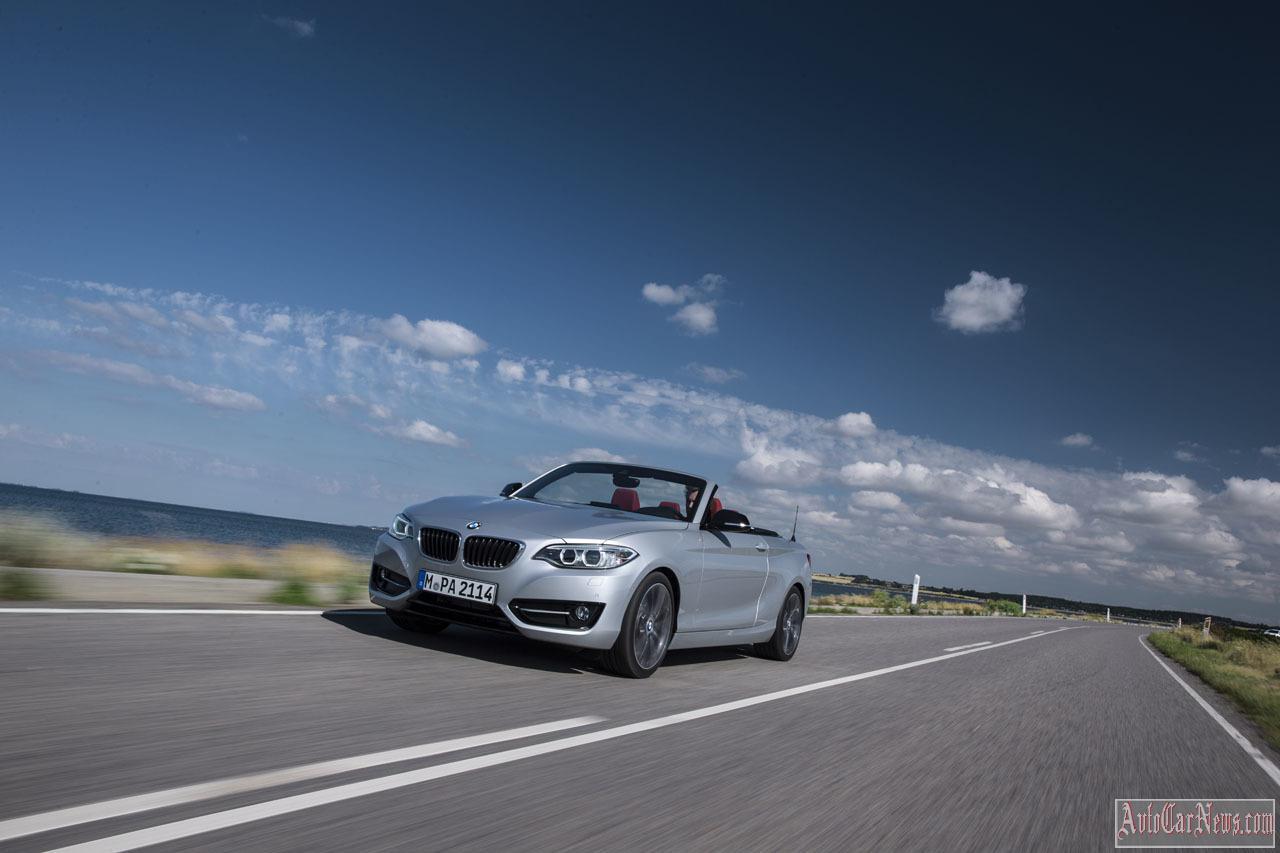 2015 BMW 2-Series Convertible Photos