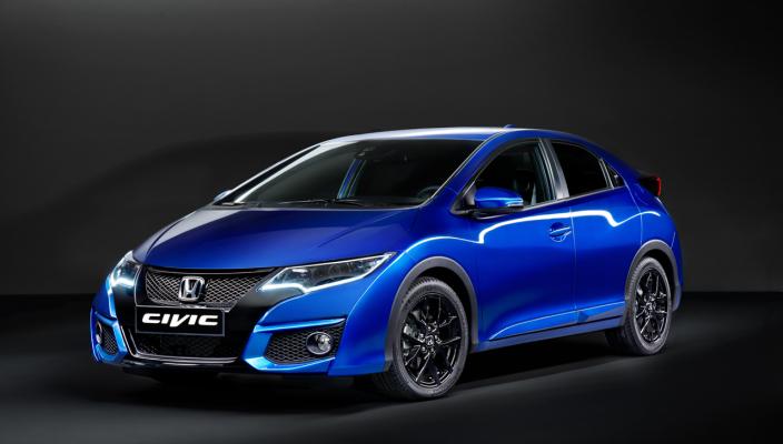 2015 Honda Civic (Europe spec) Photo