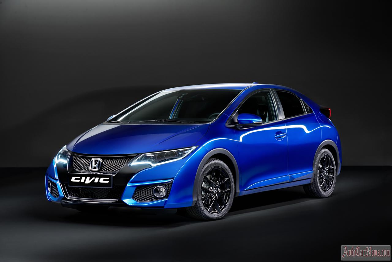 2015 Honda Civic (Europe spec) Photo