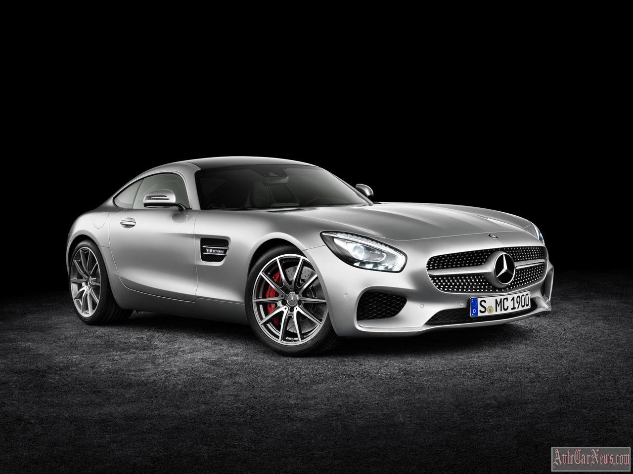 2015 Mercedes-AMG GT Photos
