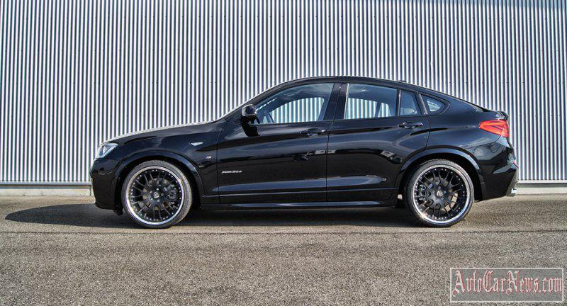 BMW X4 ot Hamann Motorsport Photo