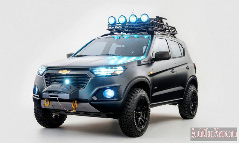 New Chevrolet Niva Concept Photo