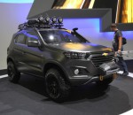 New Chevrolet Niva Concept Photo