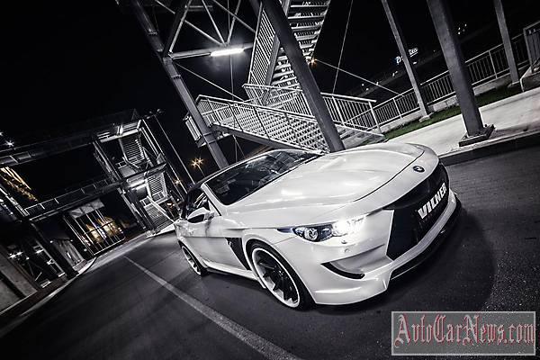 2014 BMW StormTrooper Vilner Photos