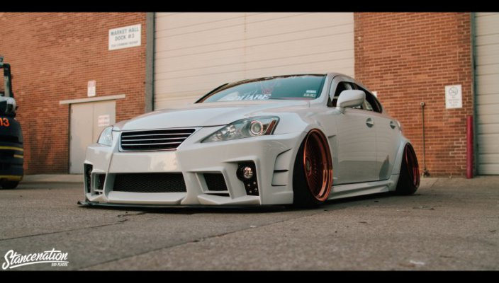 2014 Lexus IS Photo's
