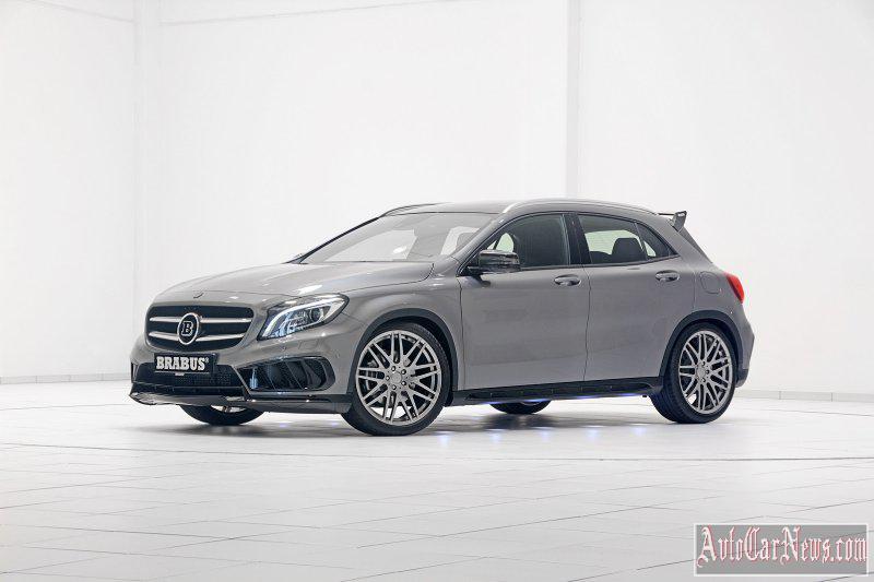 2014 Mercedes-Benz GLA Brabus Photo