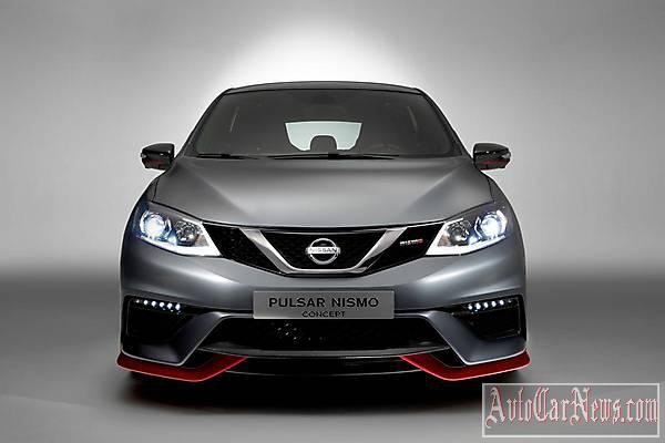 2015 Nissan Pulsar Nismo Photos