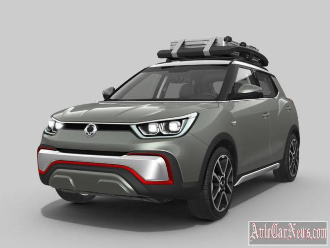 2015 SsangYong XIV Concept Photo