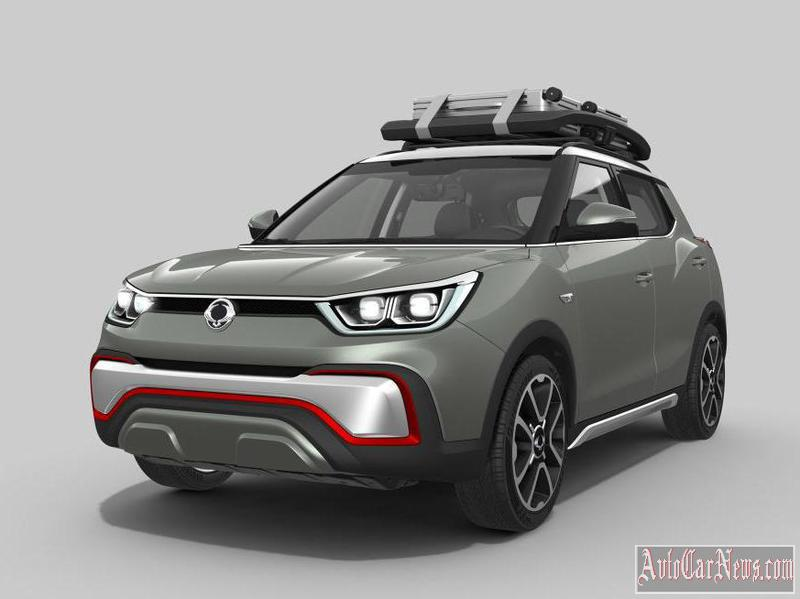 2015SsangYong XIV Concept Photo
