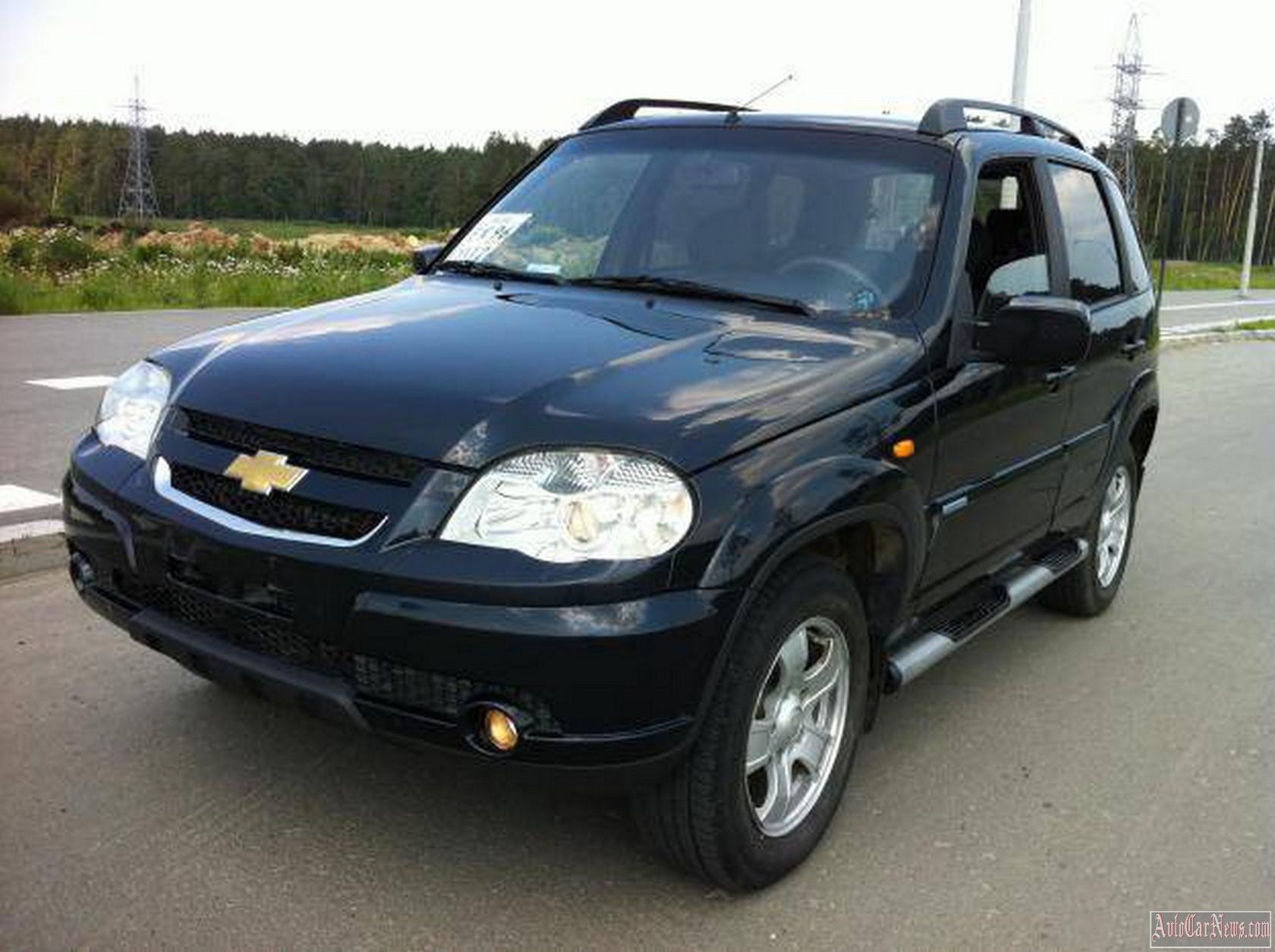 2014 Chevrolet Niva Photo