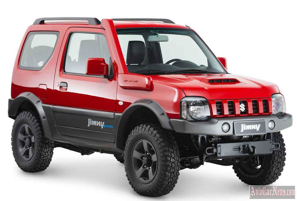 2014 Suzuki Jimny Car Photo