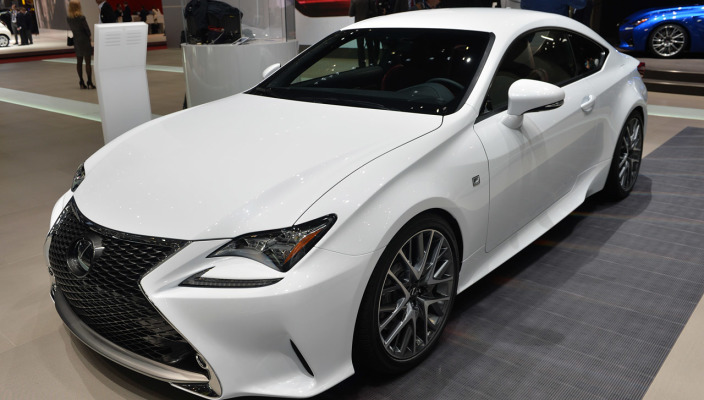 2015 Lexus RC 350 F Sport Photos