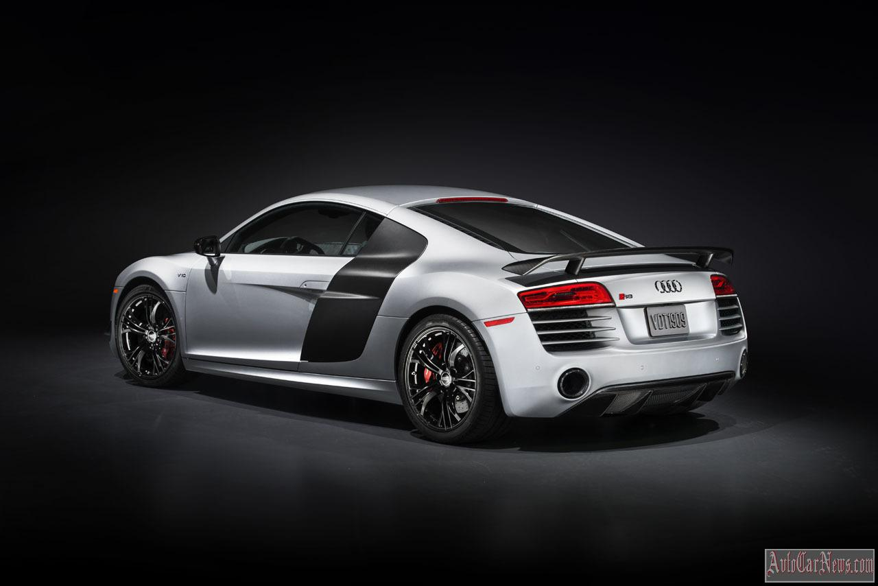 2015 Audi R8 Competition Photos