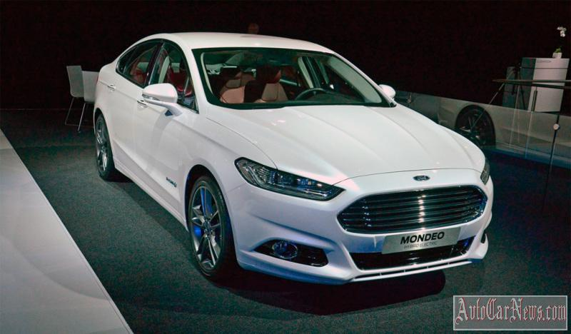 2015 Ford Mondeo 5 in Russia Photo
