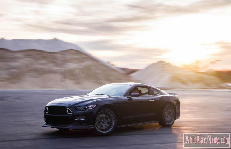 2015 Ford Mustang RTR SEMA 2014 Photos
