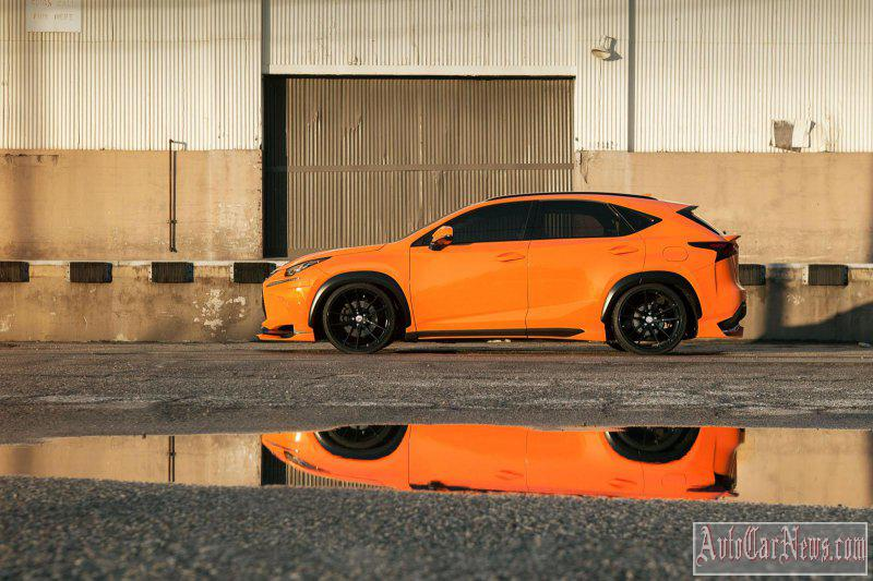 2015 Lexus NX 200t F Sport Photos