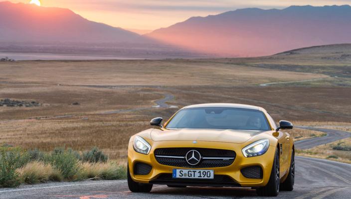 2015 Mercedes-AMG GT S Photo