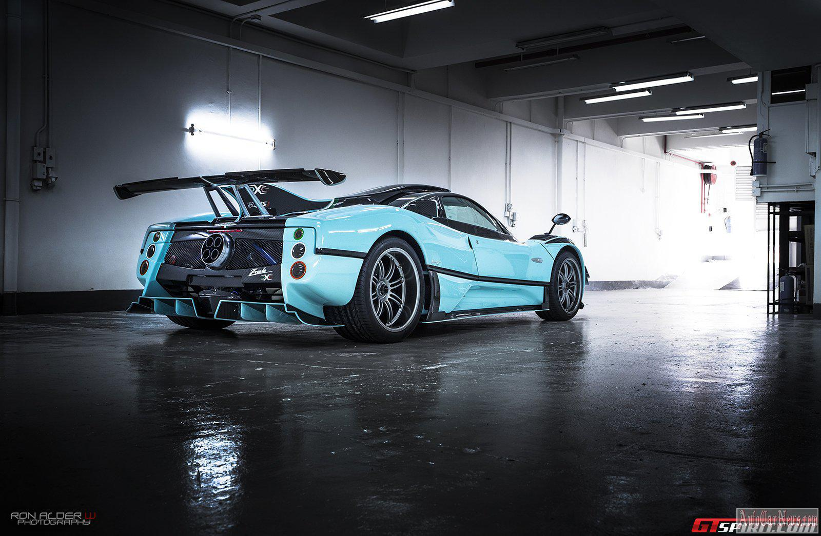 2015 Pagani Zonda 760RSJX Photos