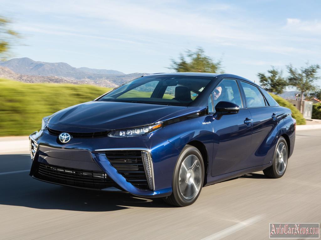 2015 Toyota Mirai Photo