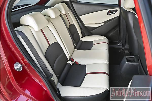 New Sedan 2015 Mazda 2 Photos