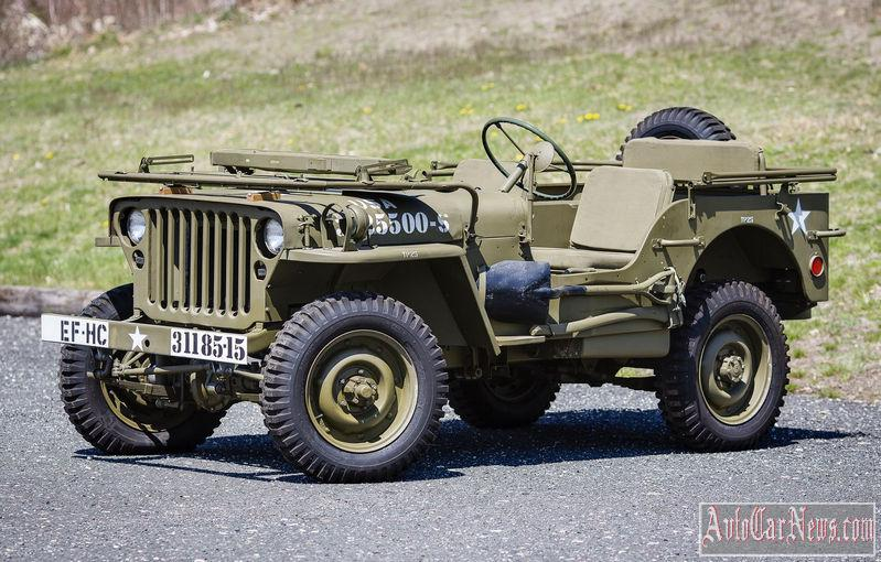 1944 Willys MB 02 Photo