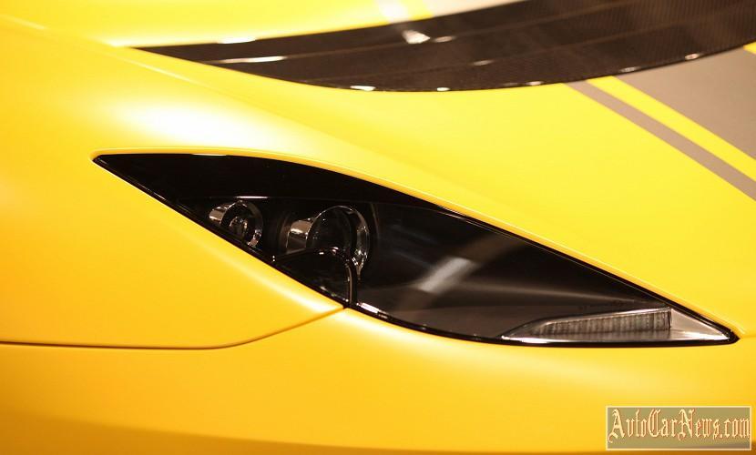 2014 Lotus Evora GTE Photo
