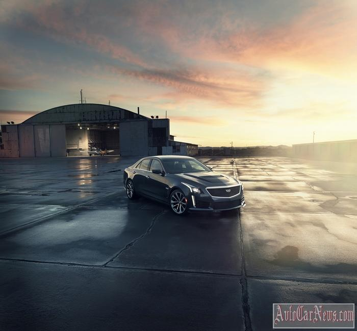 2015 Cadillac CTS-V Photo