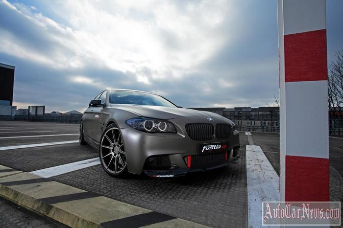 2015 BMW 550i PP-Performance Fostla Photo