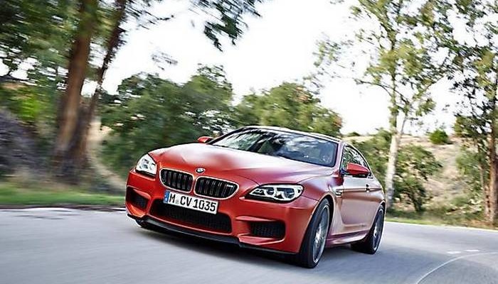 2015 BMW M6 Coupe Photos