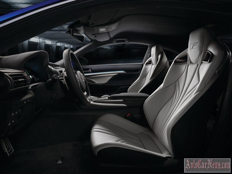 2015 Lexus RC F Photos