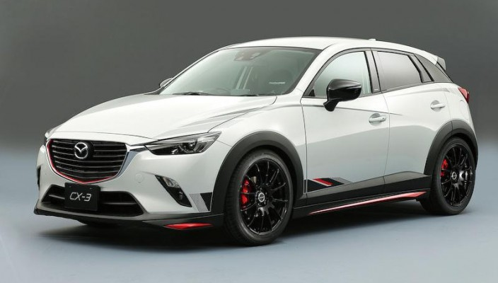 2015 Mazda CX-3 Photo