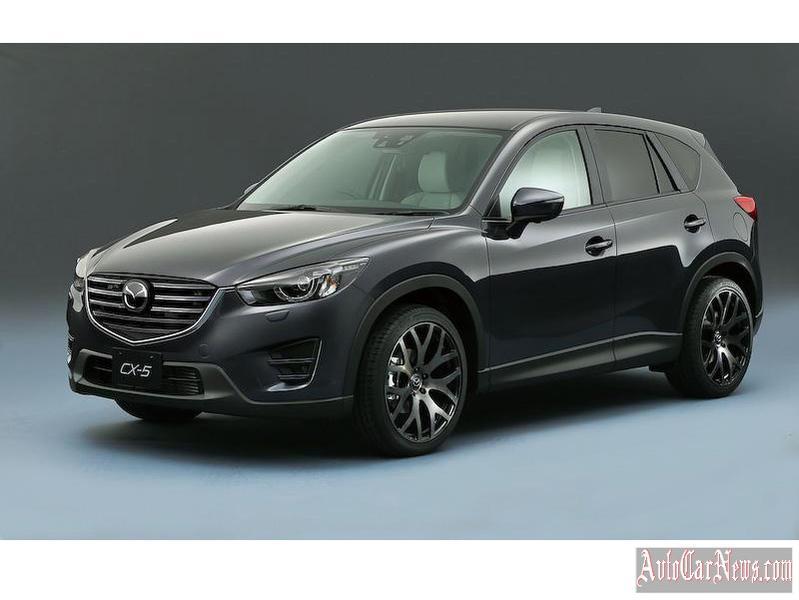 2015 Mazda CX-5 Photo
