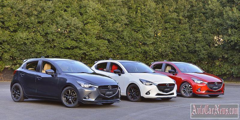 2015 Mazda Demio Photo