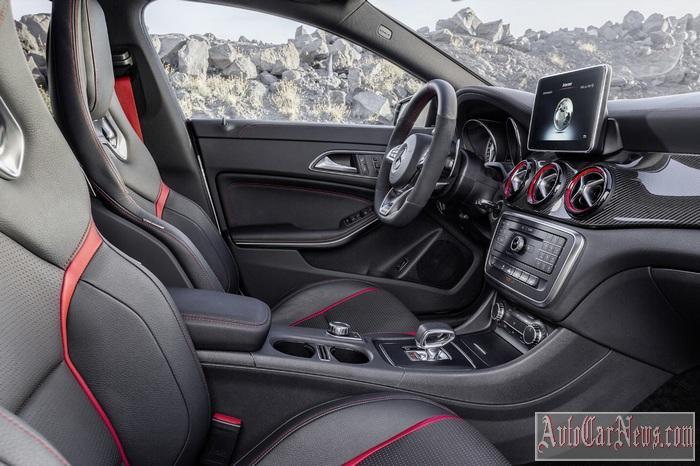 2015 Mercedes-Benz CLA45 AMG Shooting Brake Photo