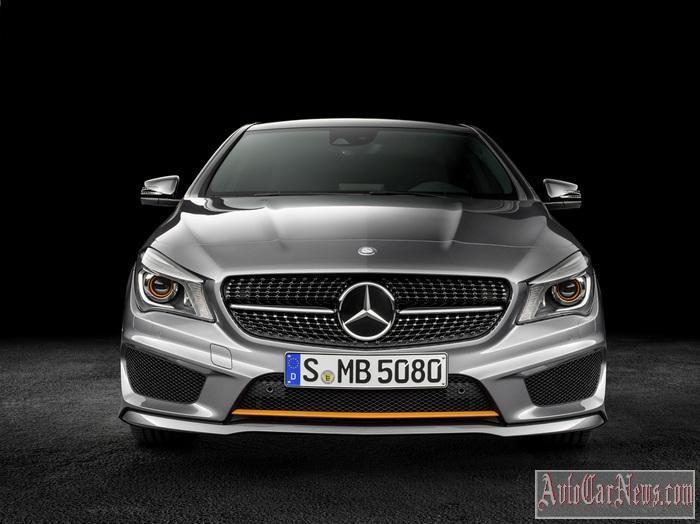 2015 Mercedes-Benz CLA Shooting Brake Photo