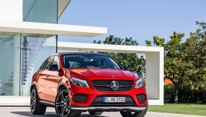 2015 Mercedes-Benz GLE Coupe Photo