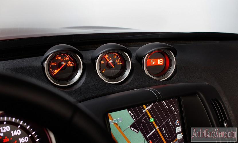 2015 Nissan 370Z Hybrid Photo
