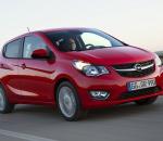 2015 Opel Karl Photos