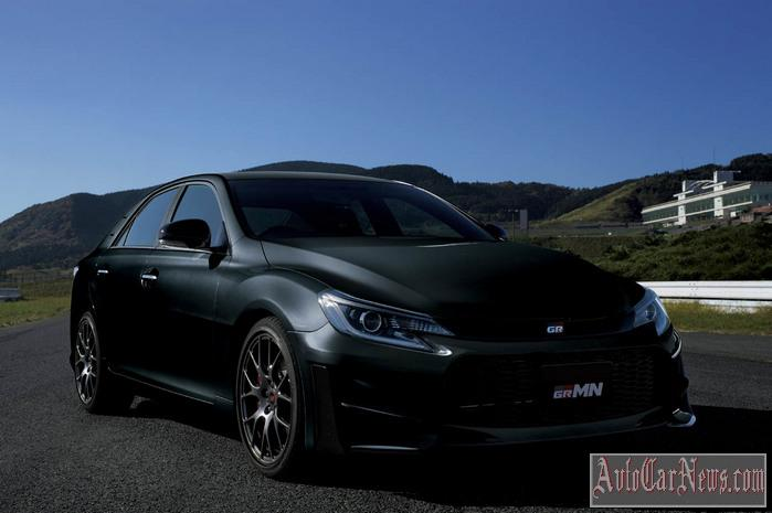 2015 Toyota Mark X GRMN Photo