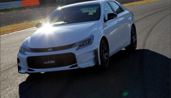 2015 Toyota Mark X GRMN Photo