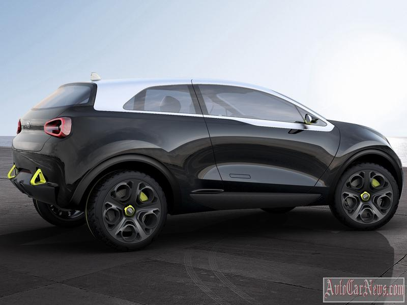 2016 Kia Niro Concept Photo