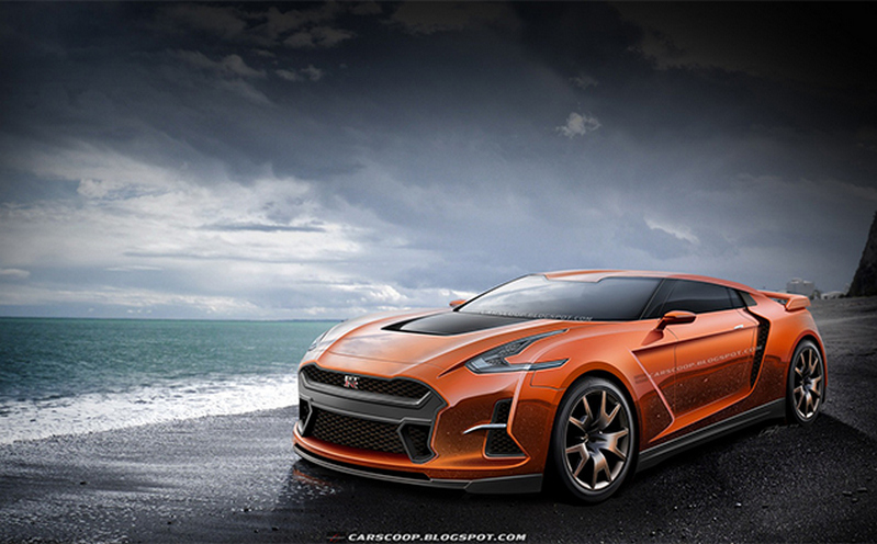 2020 Nissan GT-R Intresting Photos