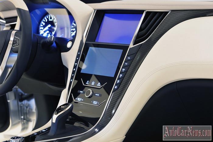 2015 Infiniti Q60 Concept Detroit Photo