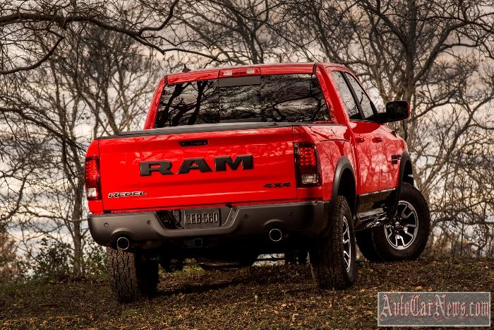2015 Ram 1500 Rebel Photo