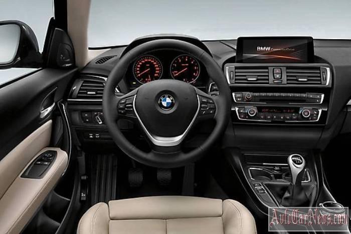 2015 BMW 1-Series 3-door Photo
