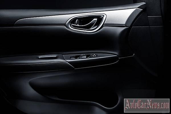 Новый авто 2015 Nissan Sentra фото